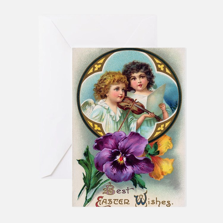 Cute Religious occasions Greeting Cards (Pk of 20)