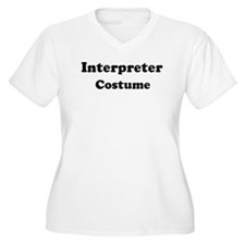 Interpreter costume T-Shirt