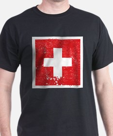 Unique Swiss army T-Shirt