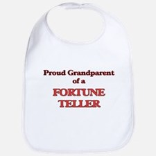 Proud Grandparent of a Fortune Teller Bib