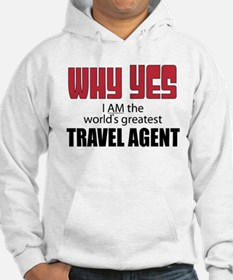 Travel Agent Hoodie