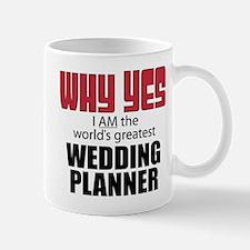 Wedding Planner Mugs
