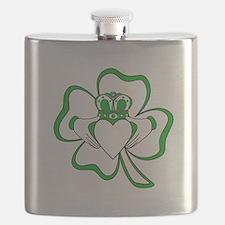 Claddagh-01 Flask