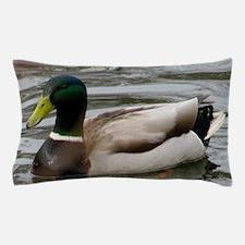 Mallard Duck On Scudder Pond Pillow Case