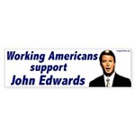 Working Americans support John Edwards