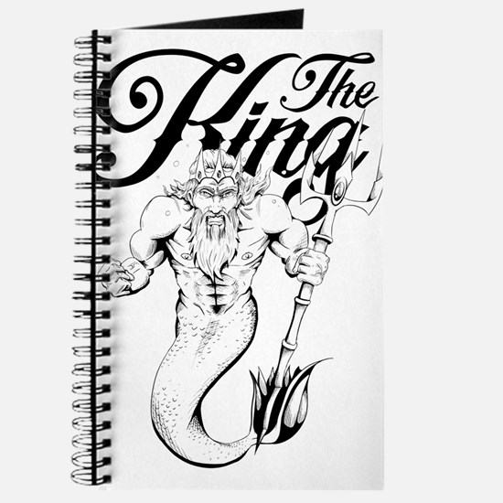 """The King"" Poseidon Journal"