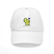 WI-Dairy Air! Baseball Cap