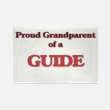 Proud Grandparent of a Guide Magnets