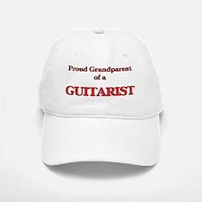 Proud Grandparent of a Guitarist Baseball Baseball Cap