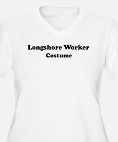 Longshore Worker costume T-Shirt