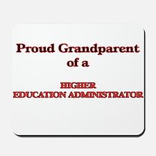 Proud Grandparent of a Higher Education Mousepad