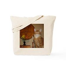 Happy Satanic Kitty Tote Bag