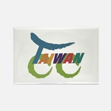 bike taiwan Magnets