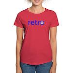 Retro Women's Dark T-Shirt