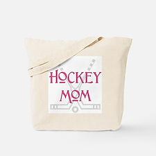 HockeyMomSticksPink.png Tote Bag