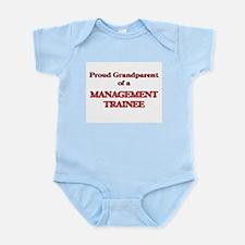 Proud Grandparent of a Management Traine Body Suit