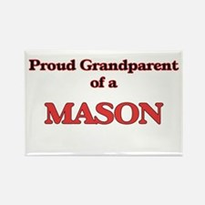 Proud Grandparent of a Mason Magnets