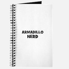armadillo nerd Journal