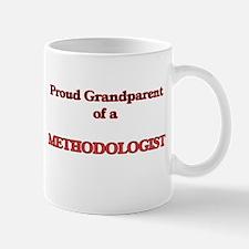 Proud Grandparent of a Methodologist Mugs