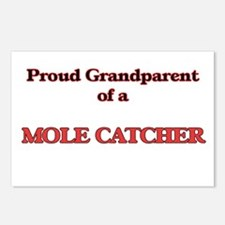 Proud Grandparent of a Mo Postcards (Package of 8)