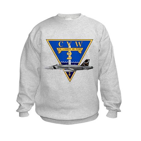 CVW TWO Kids Sweatshirt