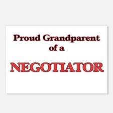Proud Grandparent of a Ne Postcards (Package of 8)