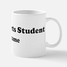 Language Arts Student costume Mug