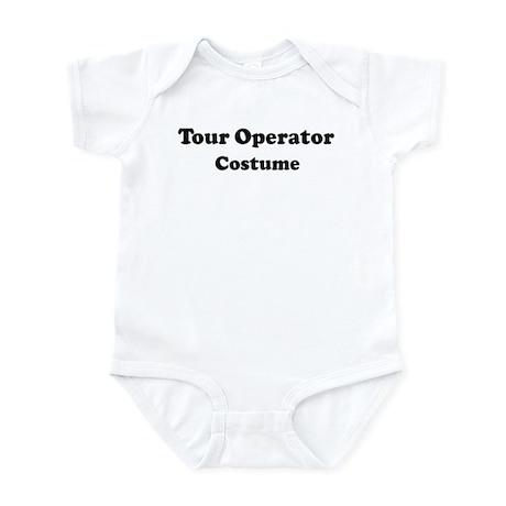 Tour Operator costume Infant Bodysuit