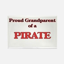 Proud Grandparent of a Pirate Magnets