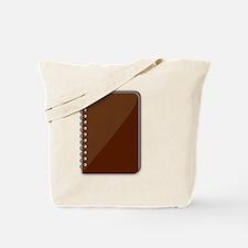 Unique Spiral bound Tote Bag