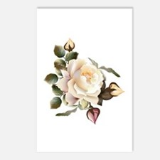 Beautiful Victorian Roses Postcards (Package of 8)