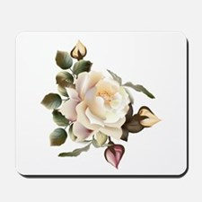 Beautiful Victorian Roses Mousepad