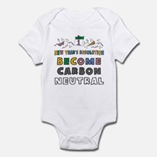 Become Carbon Neutral Infant Bodysuit