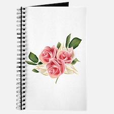 Beautiful Victorian Roses Journal