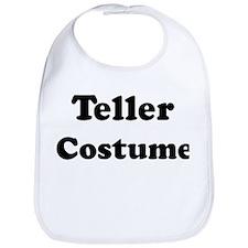 Teller costume Bib