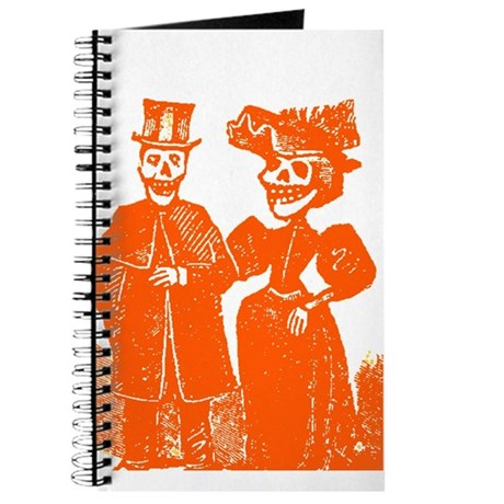 DAy Of Dead Couple Journal