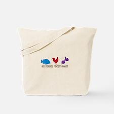 100 Percent Organic Tote Bag