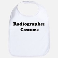 Radiographer costume Bib