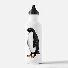Unique Adelie penguin Water Bottle