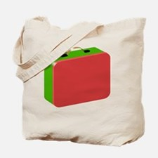 Funny Lunchbox Tote Bag