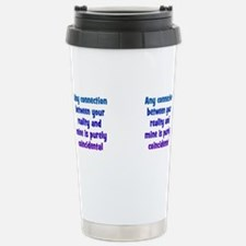 Cute About humorous funny Travel Mug