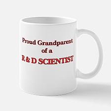 Proud Grandparent of a R & D Scientist Mugs