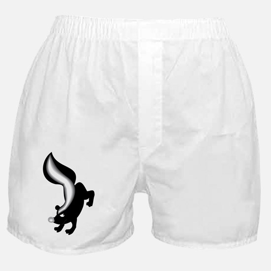 Unique Skunk Boxer Shorts