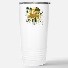Unique Guatemalan Travel Mug