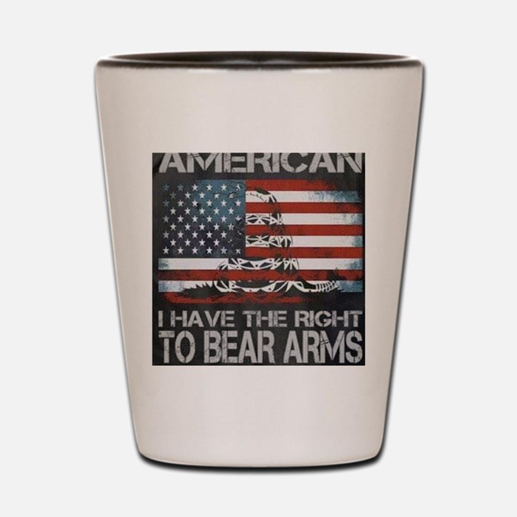 Cute Nra Shot Glass
