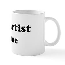 Tattoo Artist costume Mug