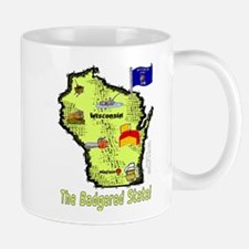 WI-Badgered! Mug