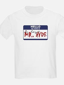 Dr. Jekyll/Mr. Hyde T-Shirt