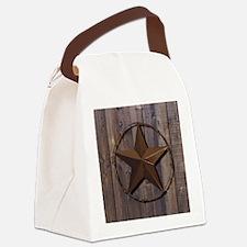 Unique Dallas cowboy Canvas Lunch Bag