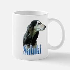 Saluki(tri) Name Mug